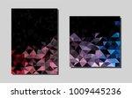 light blue  redvector pattern...