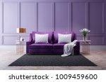 luxury modern interior of... | Shutterstock . vector #1009459600