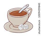 vector stock illustration of a... | Shutterstock .eps vector #1009459840