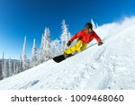 Winter Sports Photo With Very...