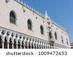 st. mark's square in venice ... | Shutterstock . vector #1009472653