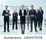 image of group of business... | Shutterstock . vector #1009475578