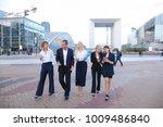 members of business... | Shutterstock . vector #1009486840