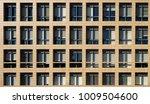 modern office brown stone... | Shutterstock . vector #1009504600