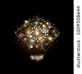 artificial intelligence poster... | Shutterstock .eps vector #1009508644