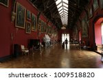 indoor view of picture gallery... | Shutterstock . vector #1009518820