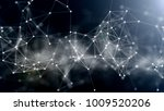 abstract space background | Shutterstock . vector #1009520206