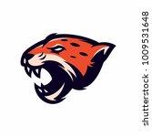 animal head   jaguar   vector...   Shutterstock .eps vector #1009531648