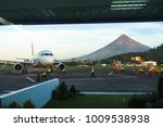 legazpi airport  bicol   ... | Shutterstock . vector #1009538938