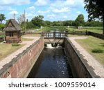 Small photo of Sluice in Debowo in Poland - the first sluice on the Augustów Canal