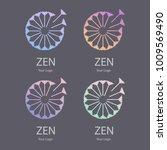 Vector Trendy Transparent Set...