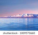 lake manasarovar in western... | Shutterstock . vector #1009573660