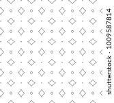 seamless ornamental geometric... | Shutterstock .eps vector #1009587814