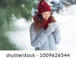 outdoor close up portrait of...   Shutterstock . vector #1009626544
