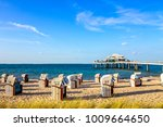 timmendorf  beach  germany    Shutterstock . vector #1009664650