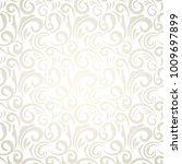 seamless vignette pattern.... | Shutterstock .eps vector #1009697899