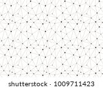 vector seamless pattern. modern ... | Shutterstock .eps vector #1009711423