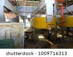 old milk storage tanks | Shutterstock . vector #1009716313