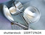 composition of cooking kitchen... | Shutterstock . vector #1009719634
