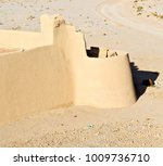 blur in iran antique palace and ... | Shutterstock . vector #1009736710
