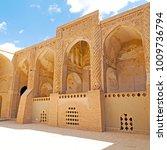 blur in iran the antique  ... | Shutterstock . vector #1009736794