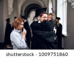 parents congratulate the...   Shutterstock . vector #1009751860