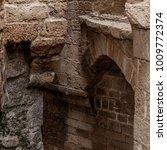 stone old city jaffa in tel aviv   Shutterstock . vector #1009772374