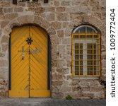 stone old city jaffa in tel...   Shutterstock . vector #1009772404