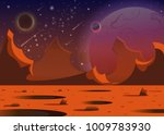 vector realistic and... | Shutterstock .eps vector #1009783930