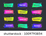 flat linear promotion vivid... | Shutterstock .eps vector #1009793854