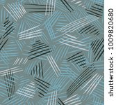 abstract pattern with chaotic...   Shutterstock .eps vector #1009820680