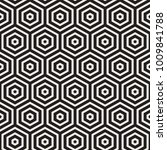 vector seamless stripes pattern.... | Shutterstock .eps vector #1009841788
