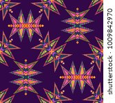 vector abstract seamless... | Shutterstock .eps vector #1009842970