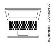 laptop pc technology | Shutterstock .eps vector #1009869520
