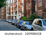 London Street In Kensington