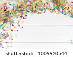 frame carnival party background ... | Shutterstock . vector #1009920544