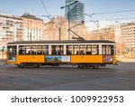 milano  italy   january 19 ... | Shutterstock . vector #1009922953