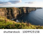 Stock photo the cliffs of mohr 1009925158