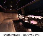 limousine interior by night... | Shutterstock . vector #1009957198