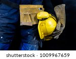 workwear for production workers.... | Shutterstock . vector #1009967659