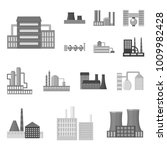 factory and facilities... | Shutterstock .eps vector #1009982428