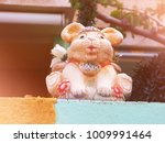 Funny Fat Mouse Sculpture On...