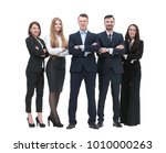 portrait in full growth. team...   Shutterstock . vector #1010000263