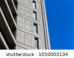 office building in a business...   Shutterstock . vector #1010003134