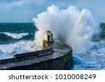 A Cornish Harbour Confronts...