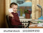 the guy at the office uses... | Shutterstock . vector #1010009350