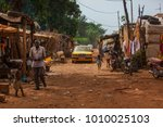 bamako  mali   06 19 2017 ...   Shutterstock . vector #1010025103