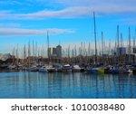 barcelona  spain   december 28  ...   Shutterstock . vector #1010038480