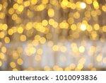 christmas lights background....   Shutterstock . vector #1010093836