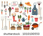 Gardening Elements Collection